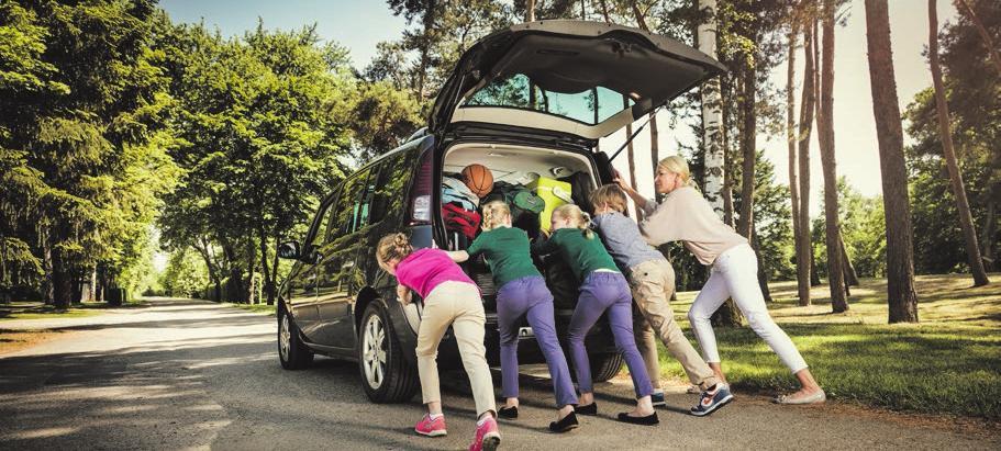 Damit das Auto bei der Urlaubsfahrt nicht stehen bleibt, sollte man es vorab checken.