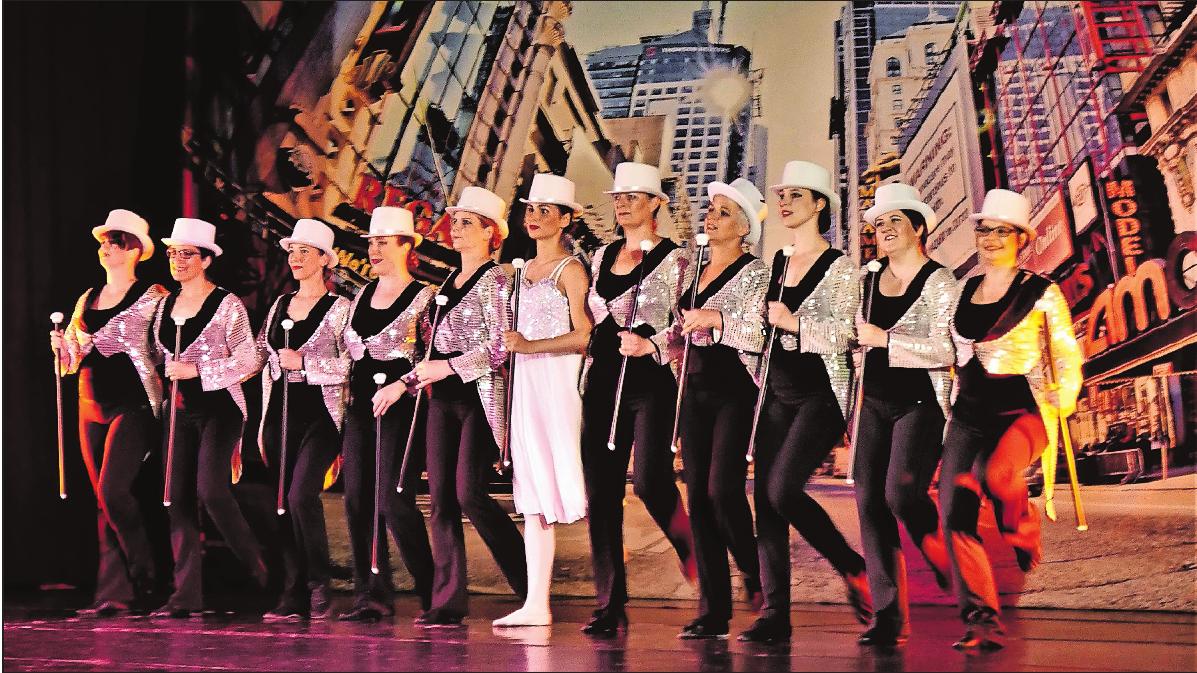 """Schneewittchen am Broadway: In der Aufführung """"Der vergiftete Apfel"""" schafft es die Märchenfigur sogar bis nach New York. FOTO: BRÄUNLING"""