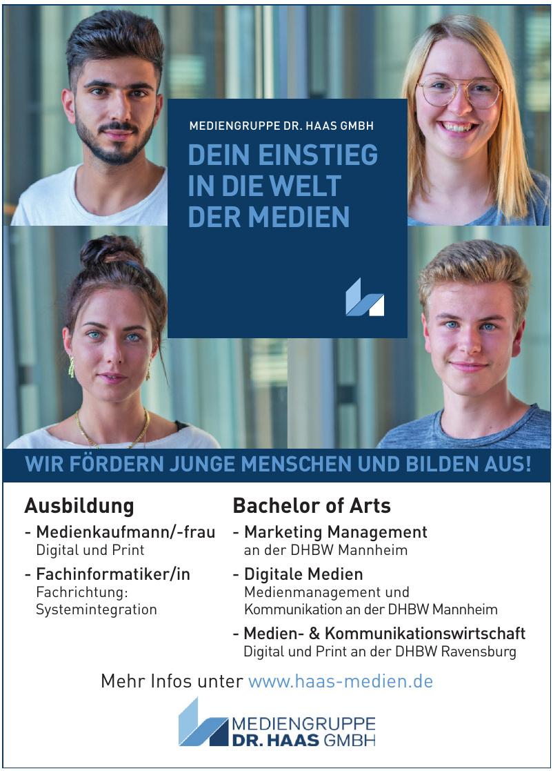 Mediengruppe Dr. Haas GmbH
