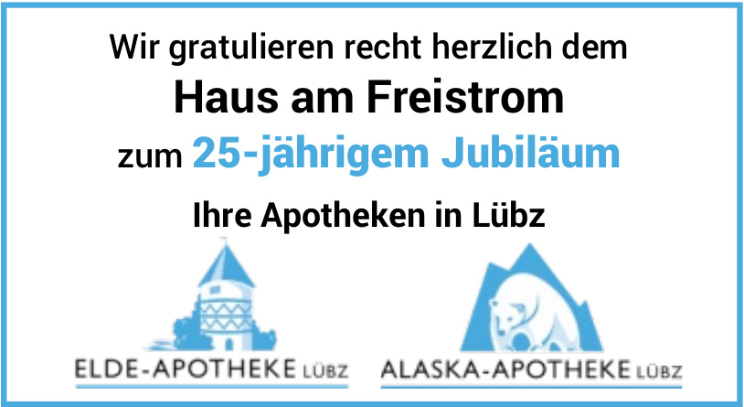 Elde-Apotheke Lübz