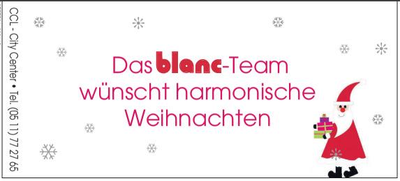 Blanc-Team