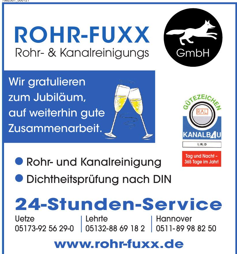 Rohr-Luxx Rohr- & Kanalreinigungs GmbH