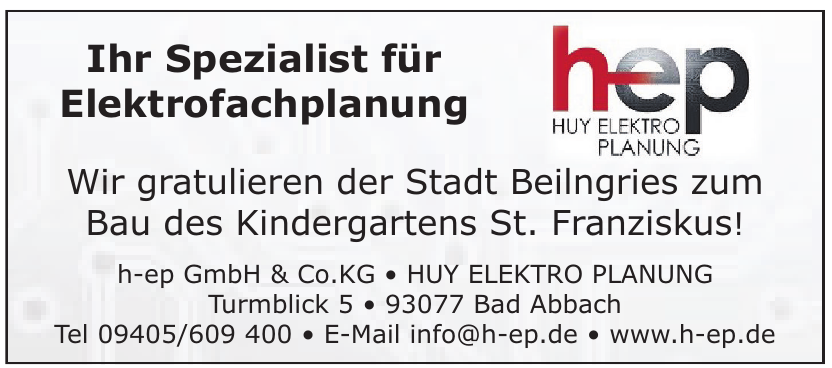 h-ep GmbH & Co. KG
