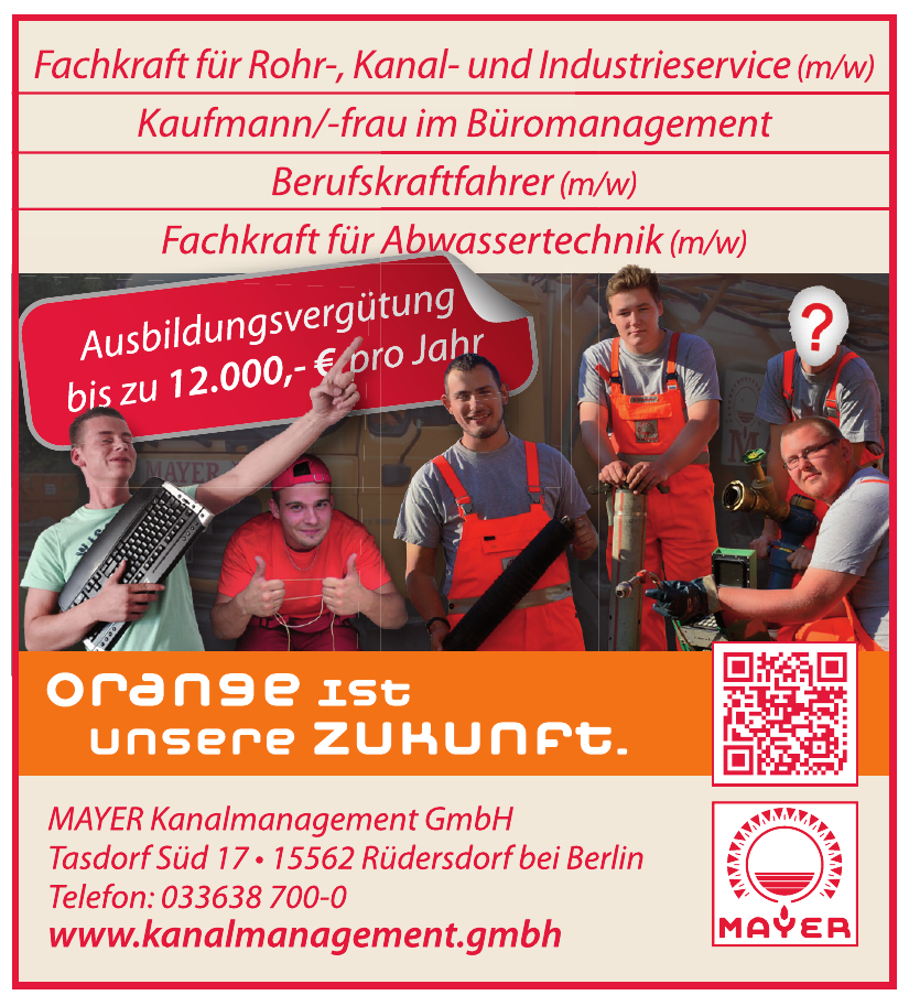 Mayer Kanalmanagement GmbH