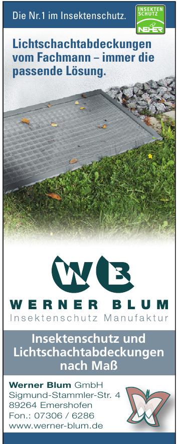 Werner Blum GmbH