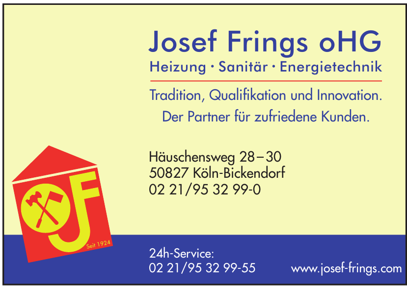 Josef Frings oHG