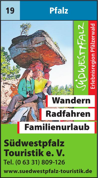 Südwestpfalz Touristik e. V.