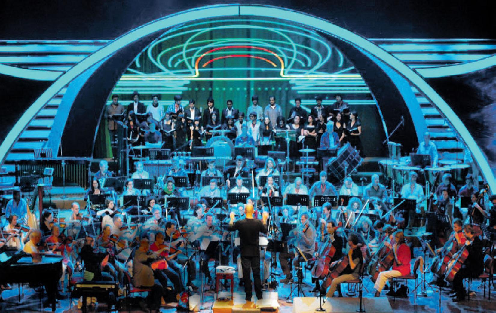 Das Deutsche Filmorchester Babelsberg, © CIC