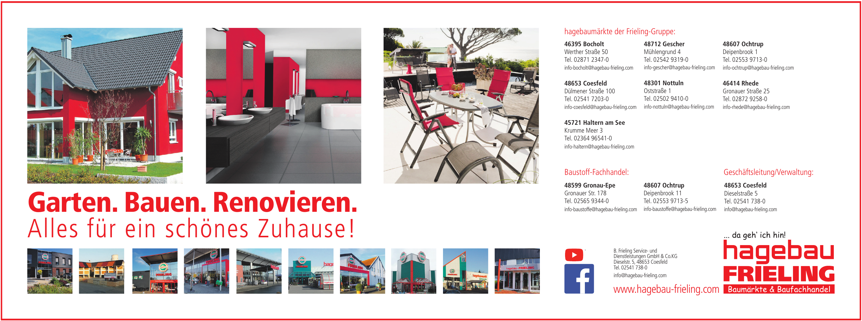 B. Frieling Service- und Dienstleistungen GmbH & Co.KG
