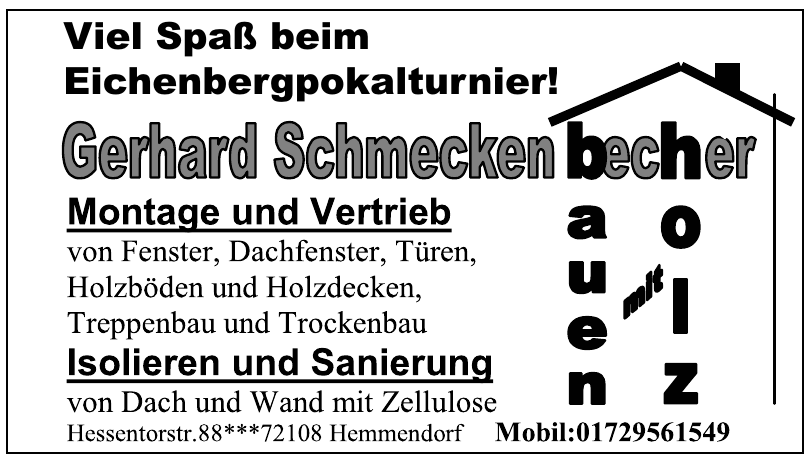 Gerhard Schmeckenbecher