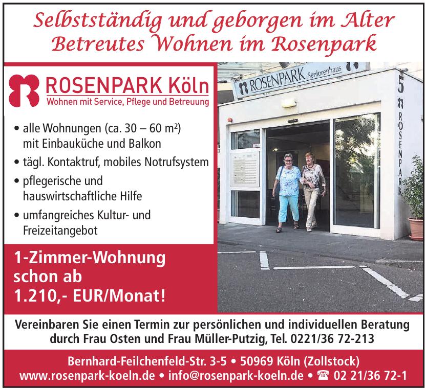 Rosenpark Köln