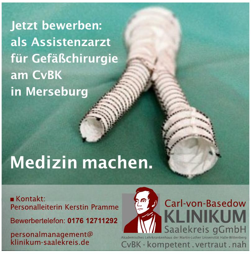 Carl-von-Basedow Klinikum Saalekreis gGmbH