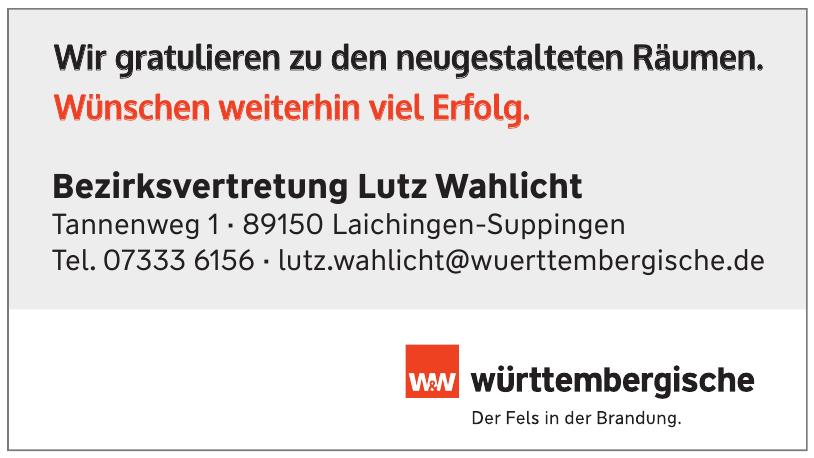 Württembergische - Bezirksvertretung Lutz Wahlicht