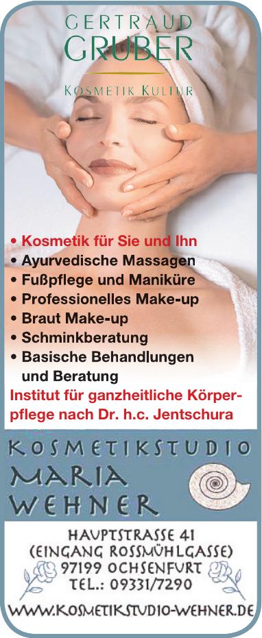 Kosmetikstudio Maria Wehner