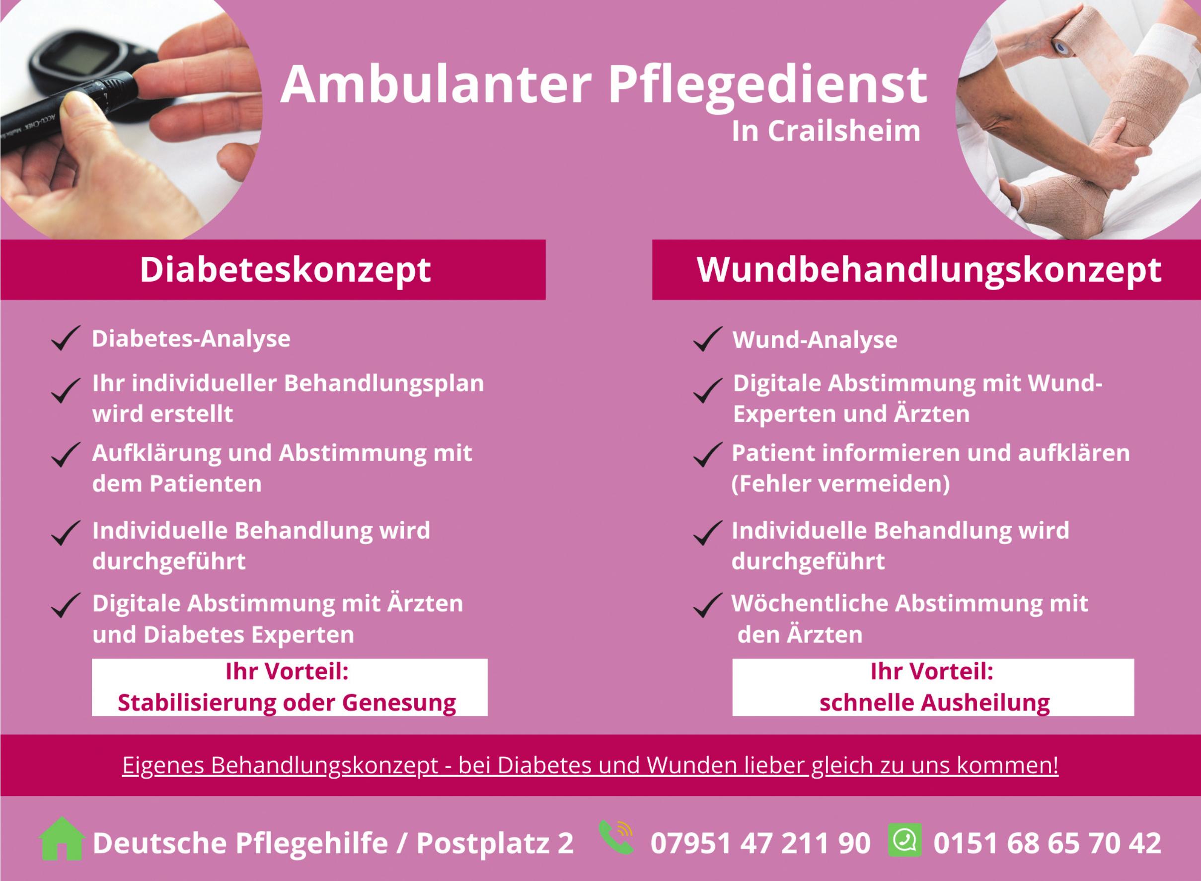 Deutsche Pflegehilfe
