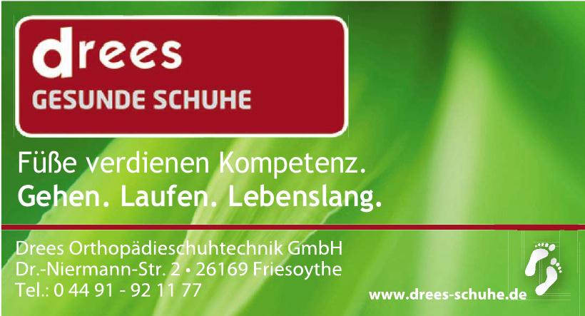 Drees Orthopädieschuhtechnik GmbH