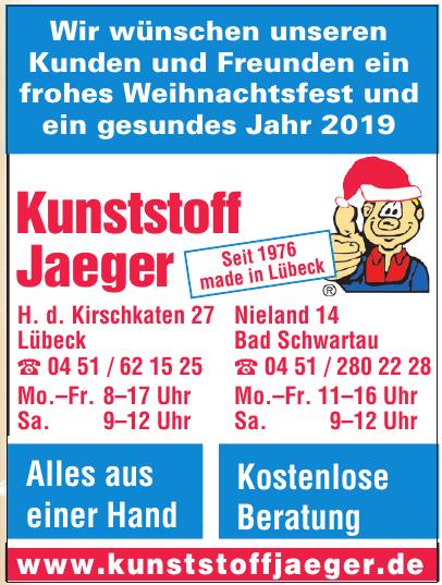 Kunstoff Jaeger