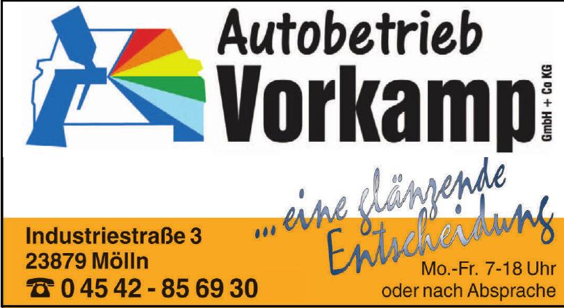 Autobetrieb Vorkamp GmbH & Co. KG