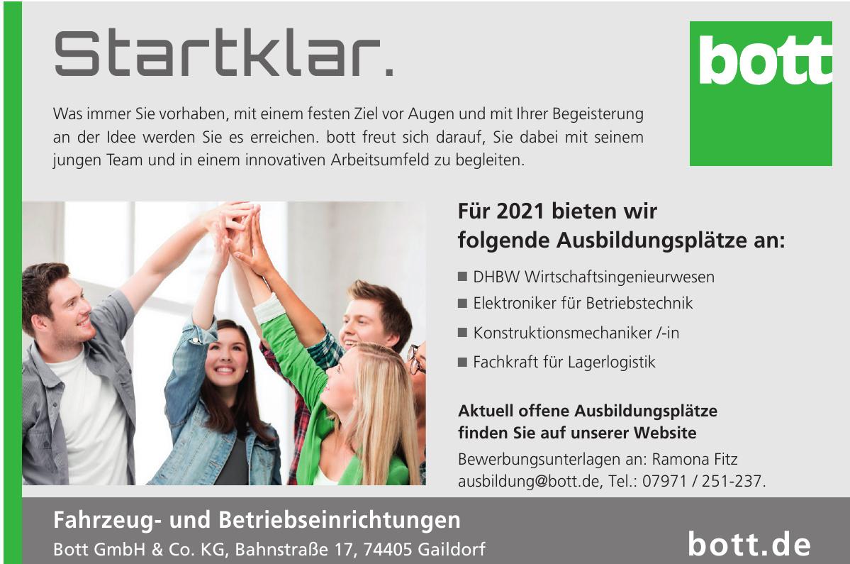 Bott GmbH & Co. KG