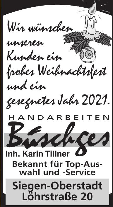 Büschges, Inh. Karin Tillner