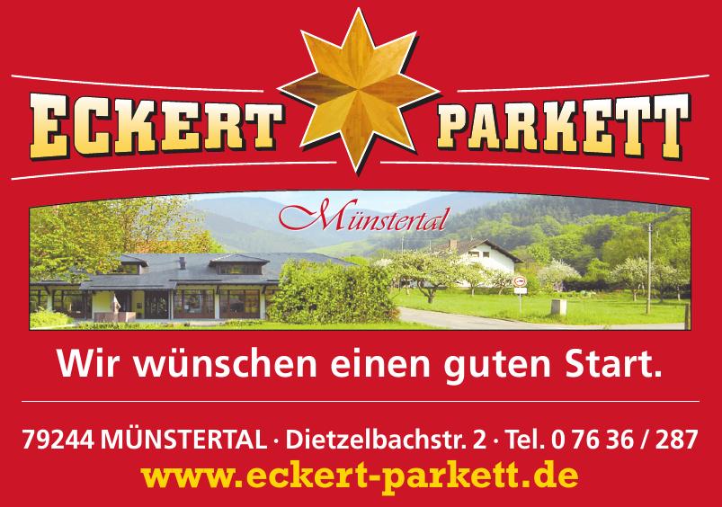 Eckert Parkett Münstertal
