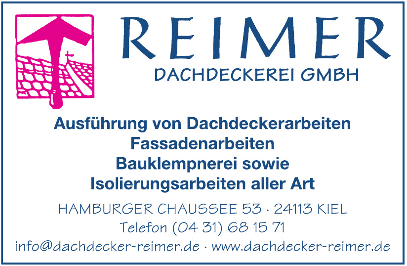 Reimer Dachdeckerei GmbH