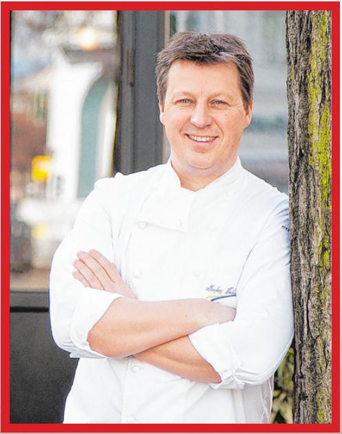 Markus Herbicht zeichnet für den kulinarischen Genuss verantwortlich. PROMO