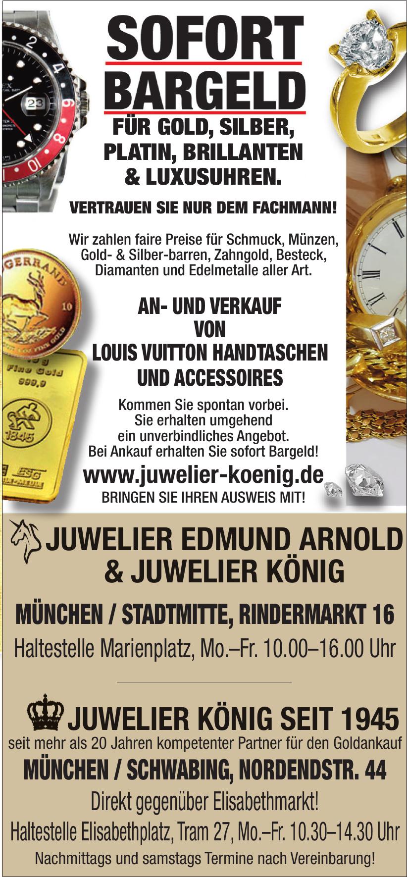 Juwelier Edmund Arnold & Juwelier König