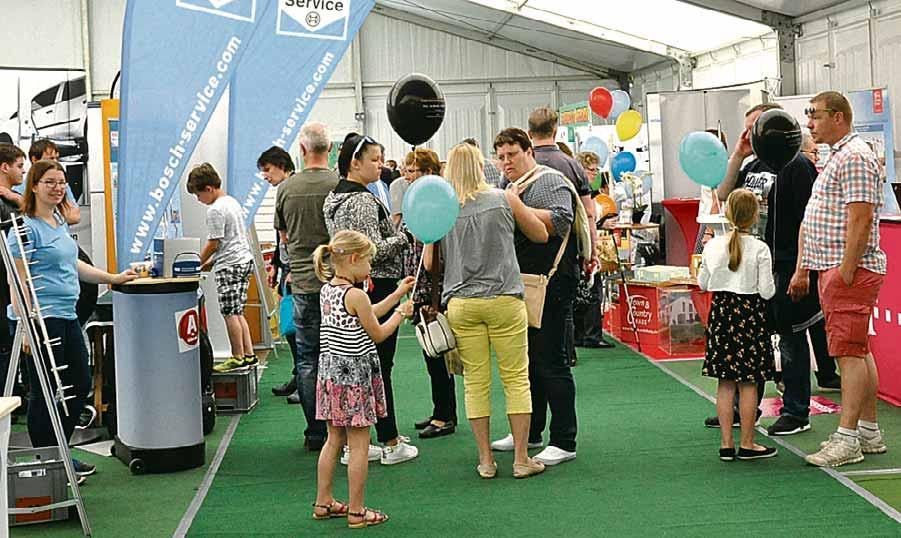 28. Gewerbefachausstellung (Gfa) Zerbst/Anhalt 4. bis 5. Mai 2019 Image 2