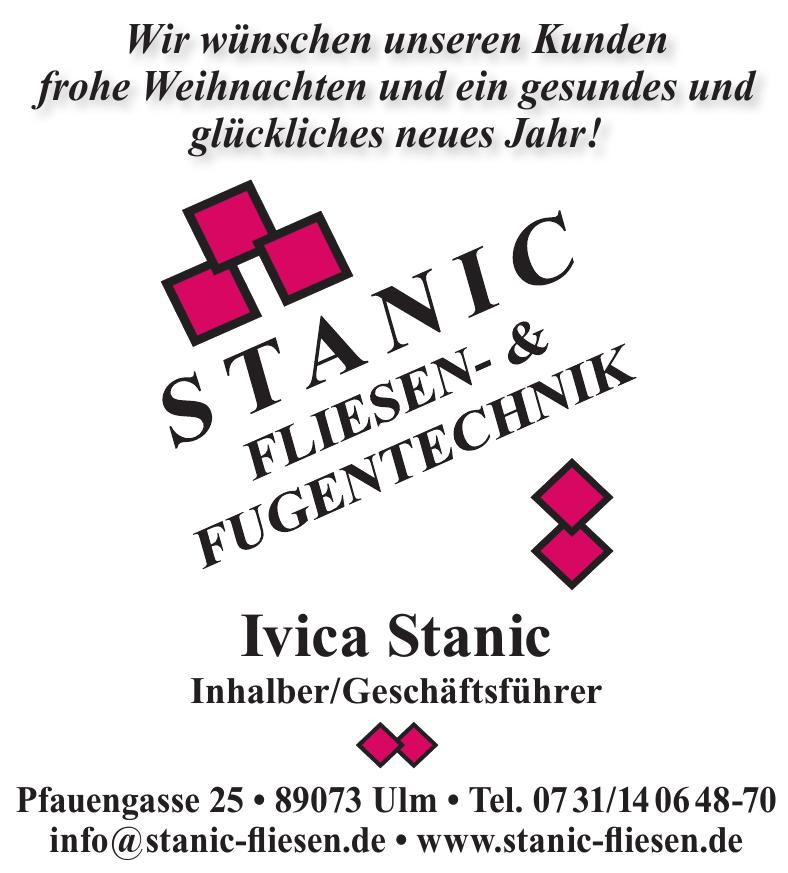 Stanic Fliesen- & Fugentechnik