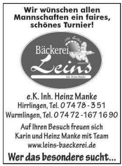 Bäckerei Leins