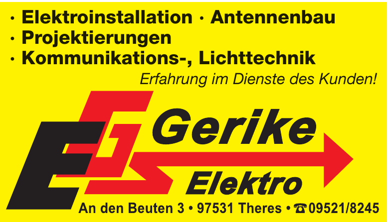 Gerike Elektro