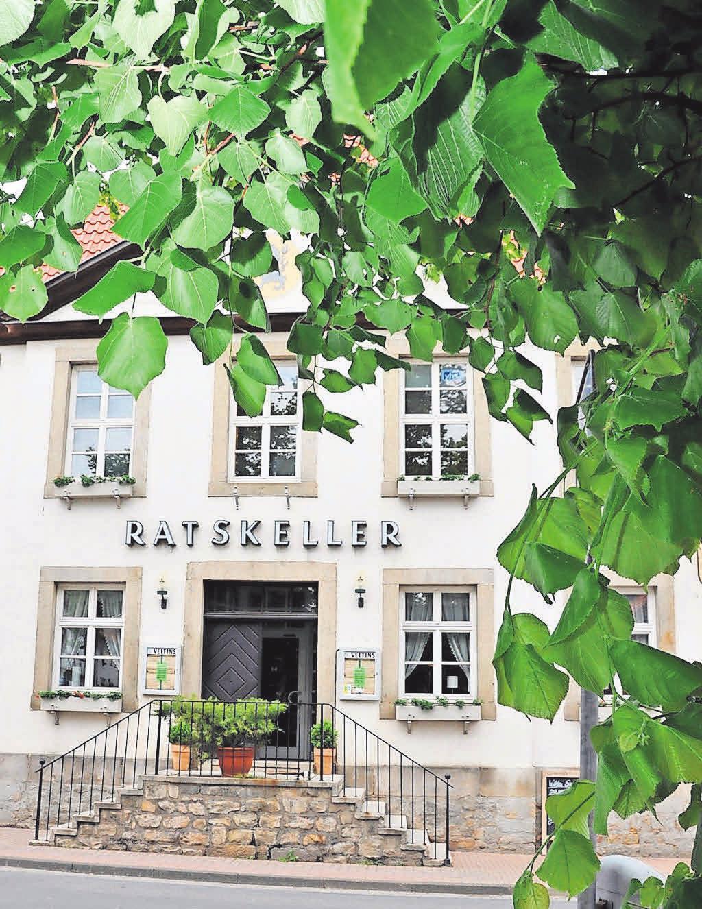 Der Ratskeller Pattensen gehört zu den herausragenden Restaurants der Region.