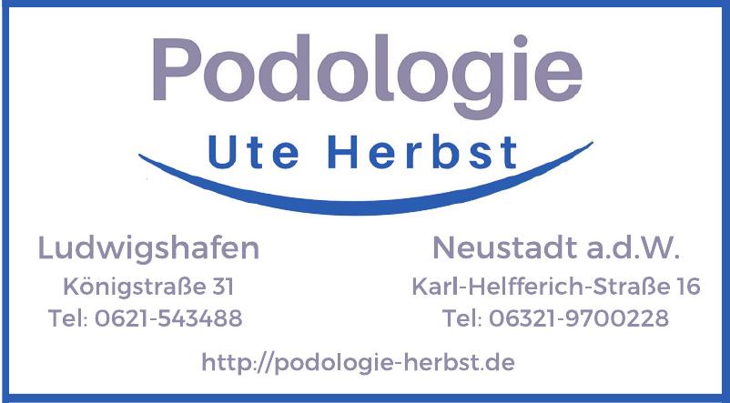 Podologie Praxis Ute Herbst