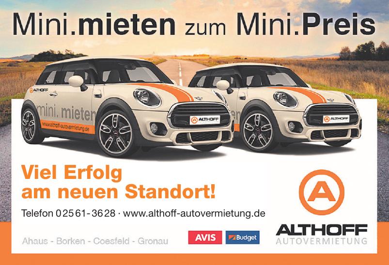 Althof Autovermietung