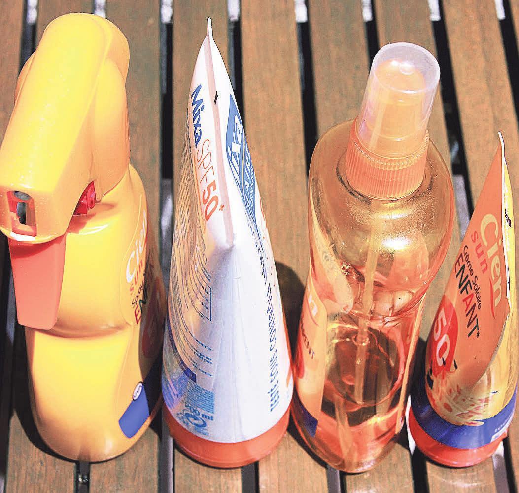Es gibt für jeden Hauttyp die passende Sonnencreme, auch für Allergiker