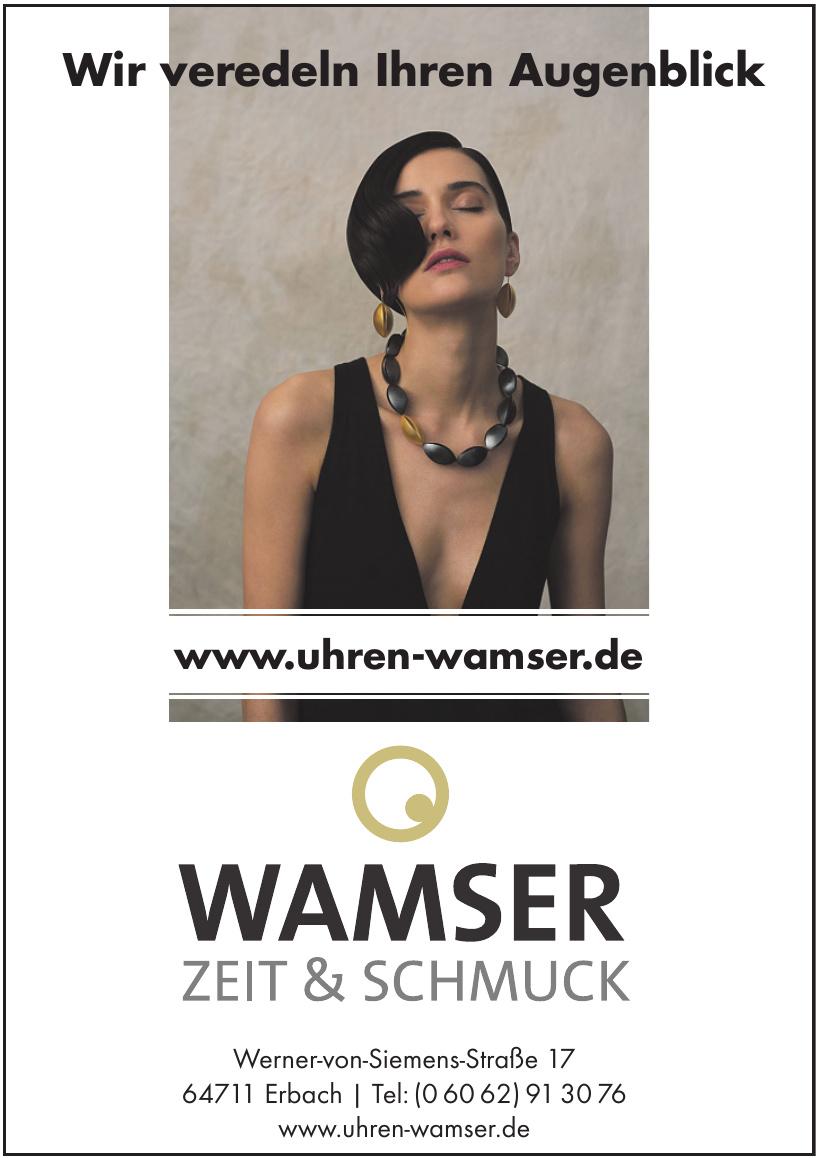 Wamser Zeit & Schmuck