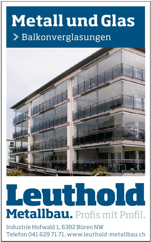 Leuthold Metallbau