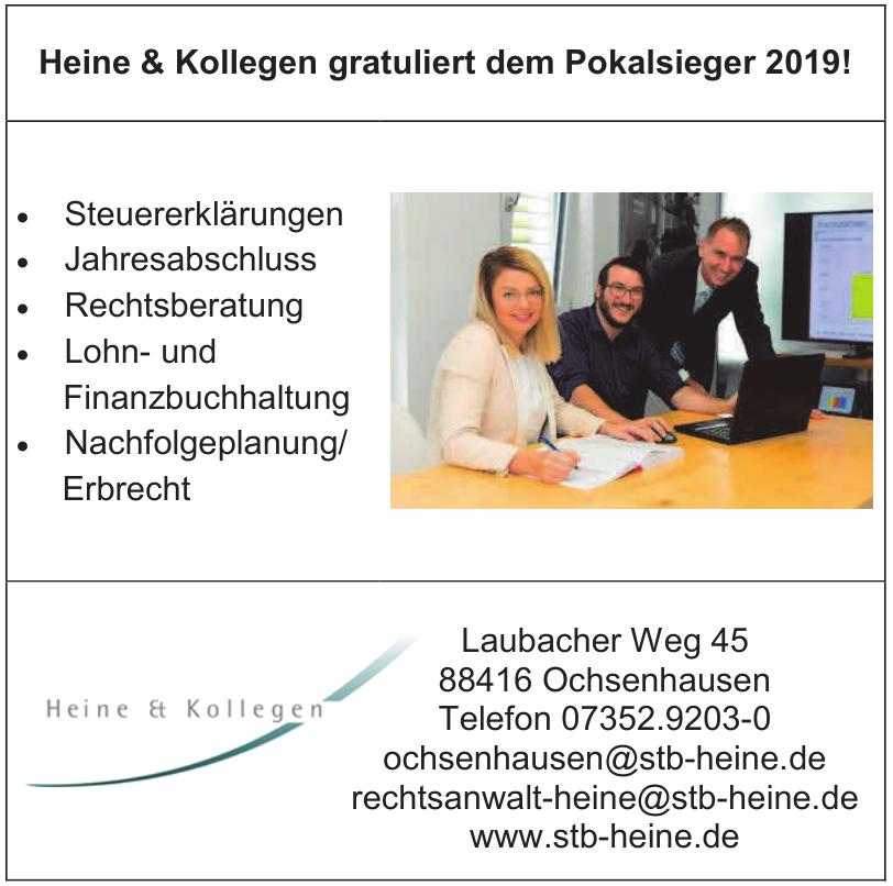 Heine & Kollegen Steuerberater