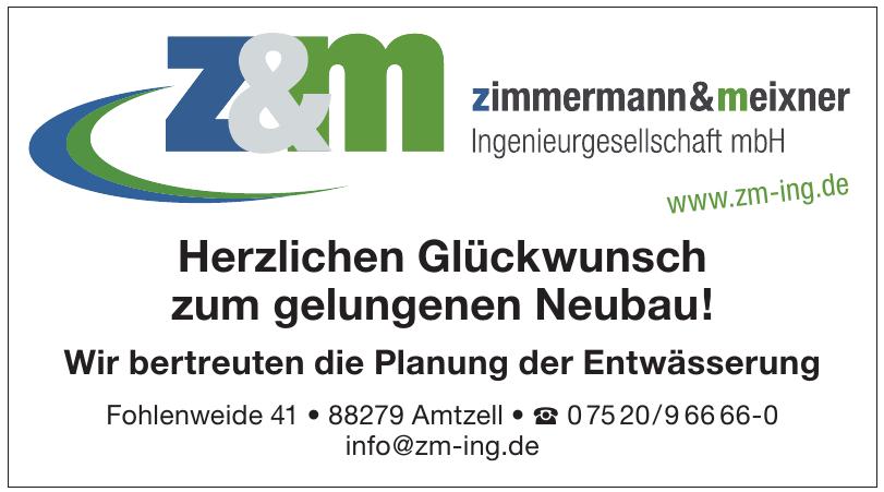 Zimmermann & Meixner Ingenieurgesellschaft mbH