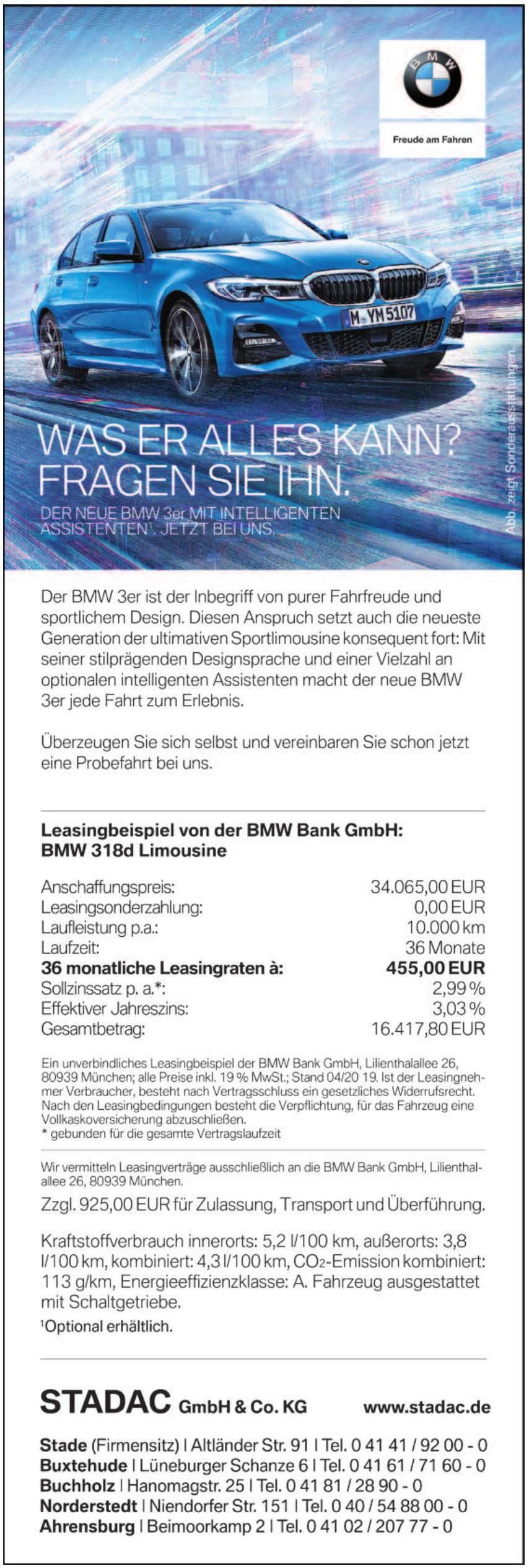 Stadac GmbH & Co. KG