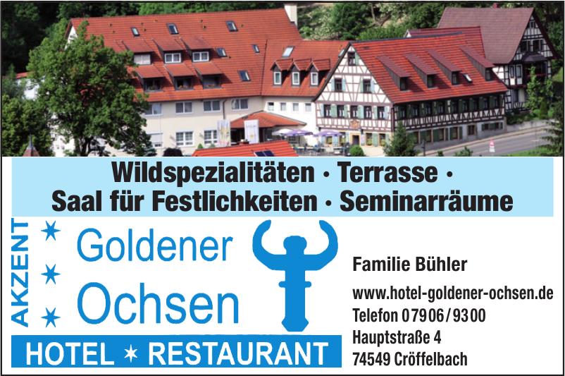 Hotel Goldener Ochsen