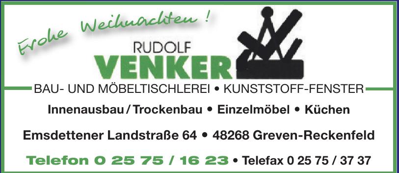 Rudolf Venker