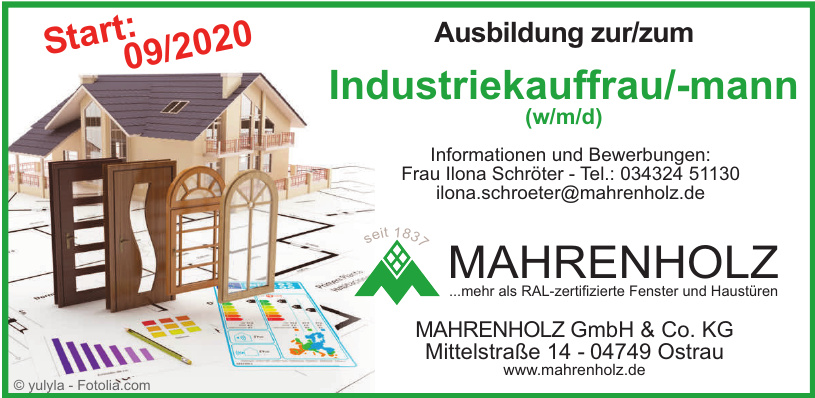 Mahrenholz GmbH & Co. KG