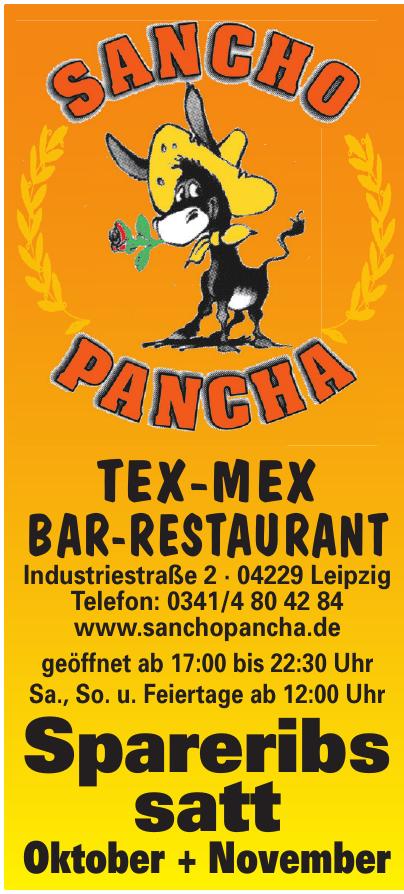 TEX-MEX BAR-RESTAURANT Sancho Pancha