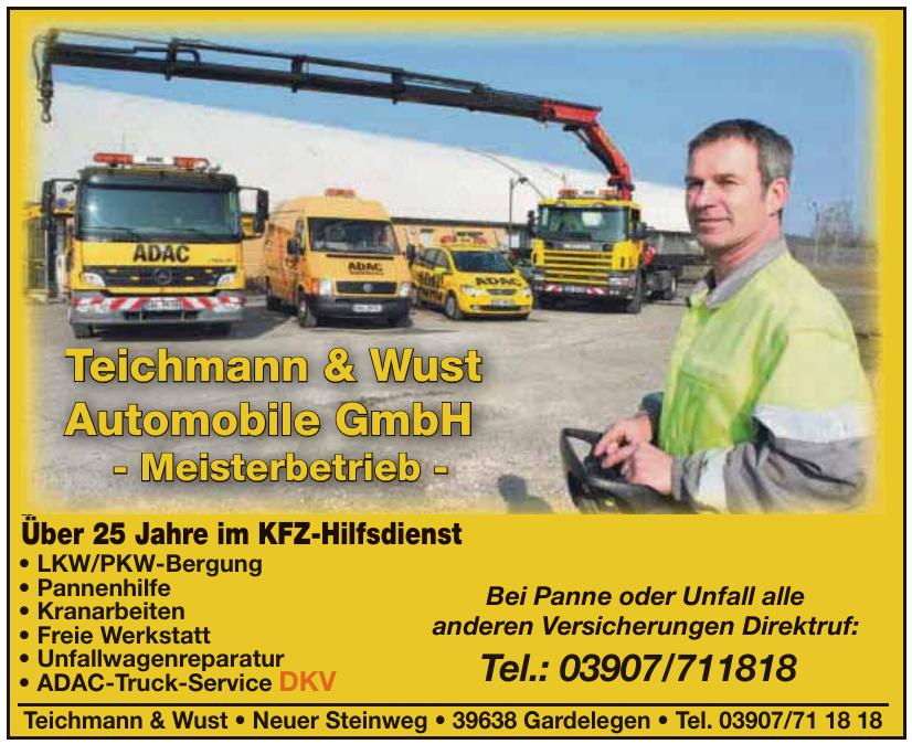 Teichmann & Wust Automobile GmbH