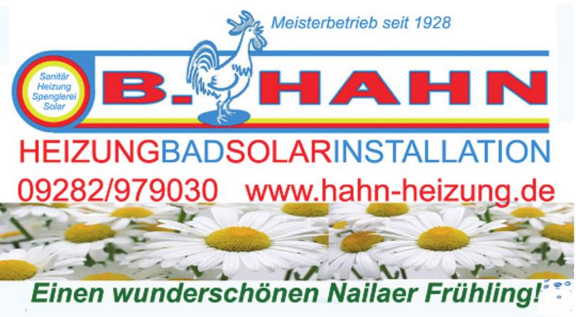 B-Hahn