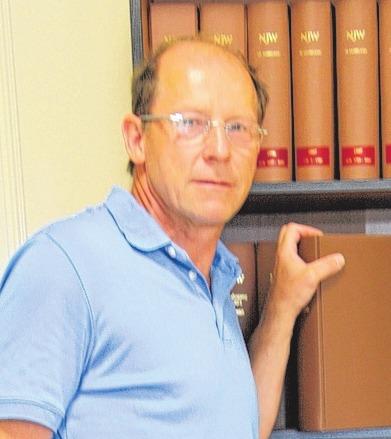 Rechtsanwalt Michael Grunau.