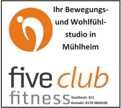 five club fitness