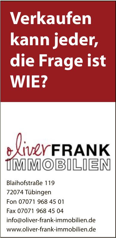 Oliver Frank Immobilien